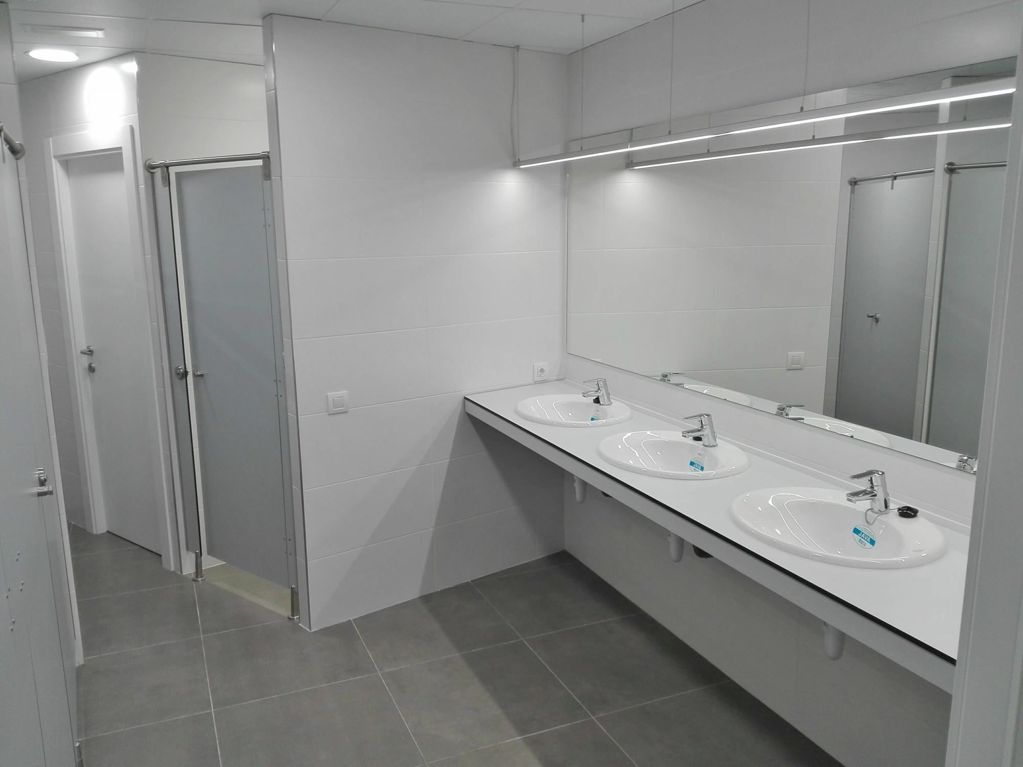 Interiorismo Hospital 9 de Octubre Valencia