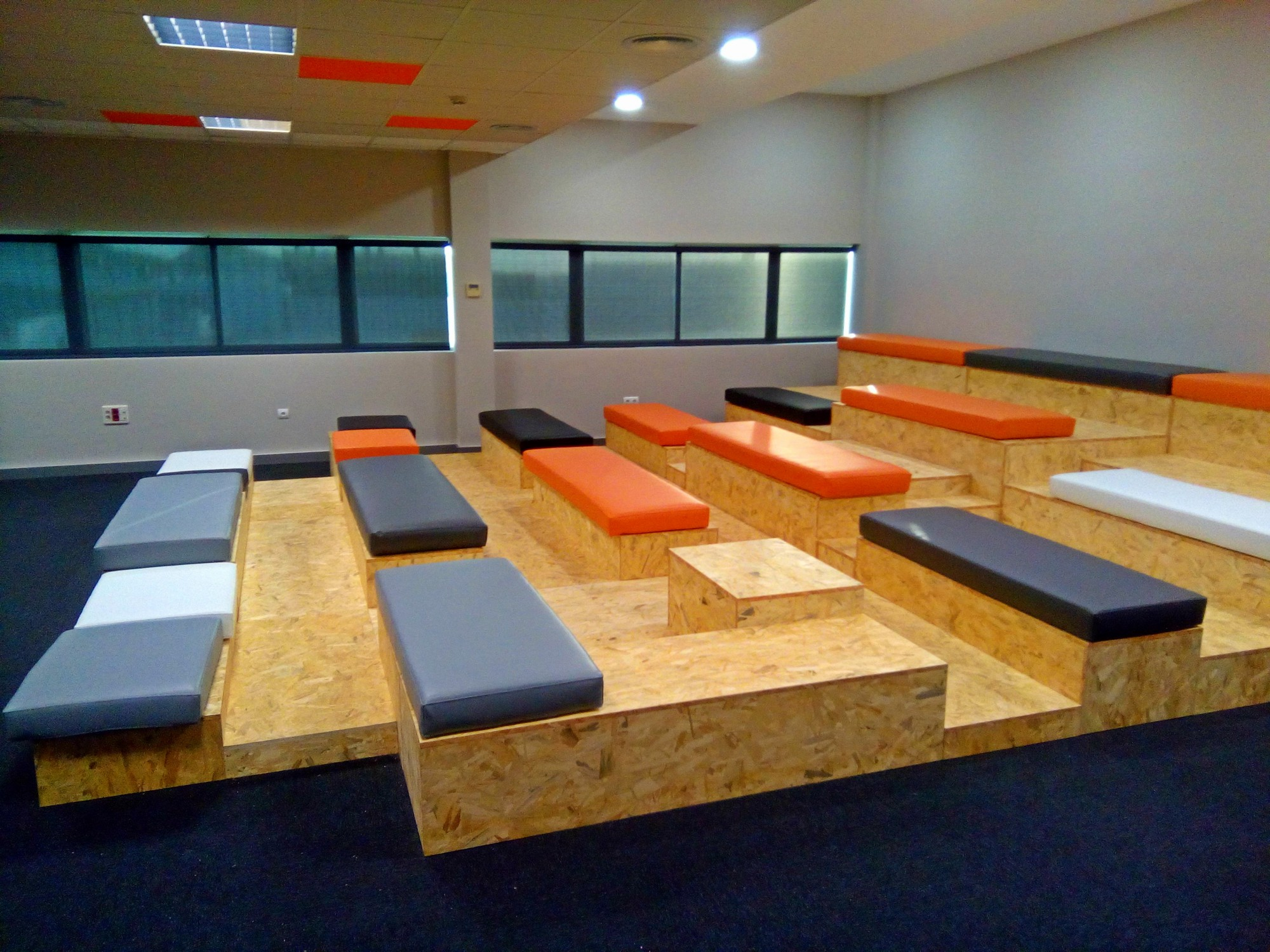 Interiorismo Oficinas Blinker Alicante