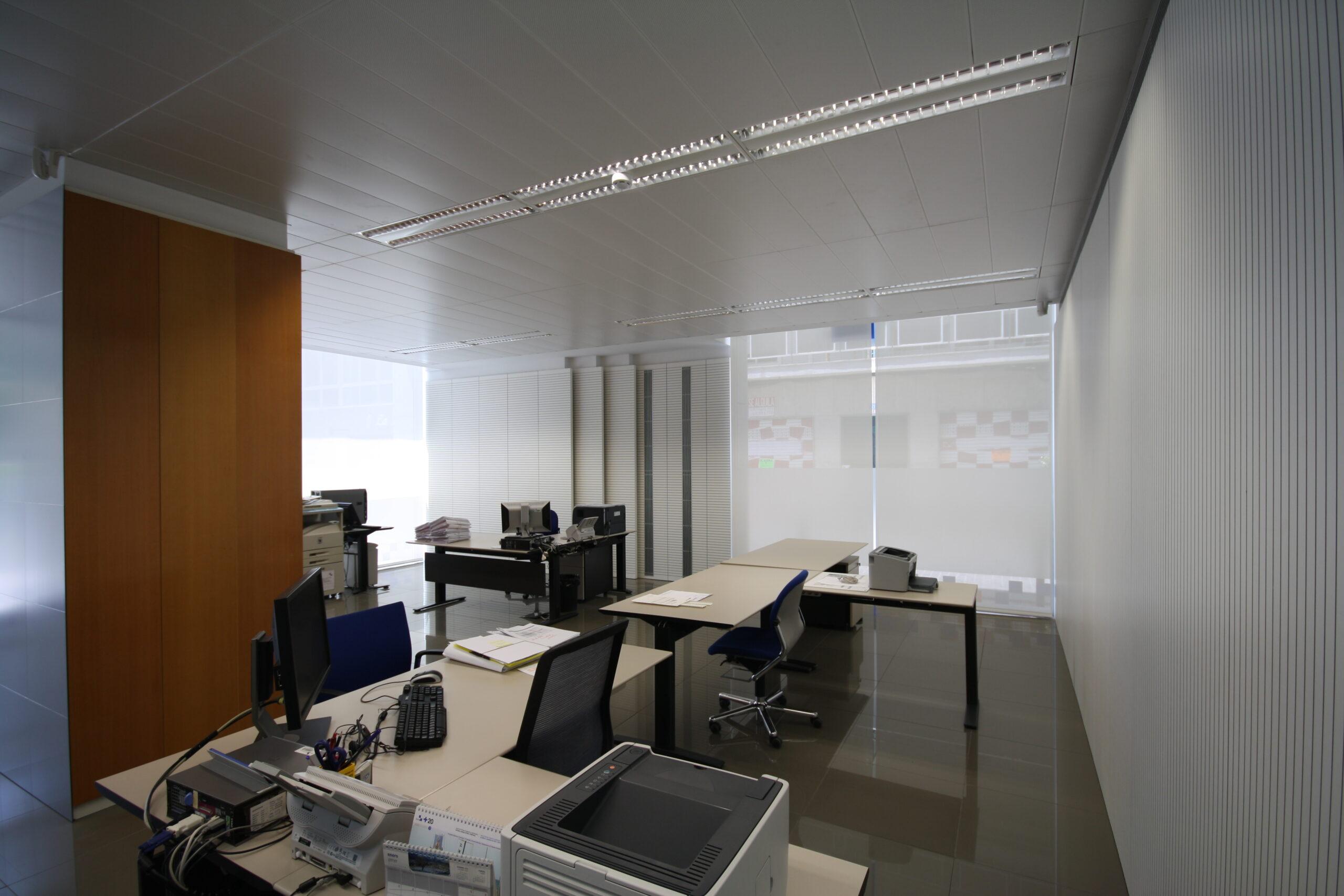 Foto 5. Oficina Terminada