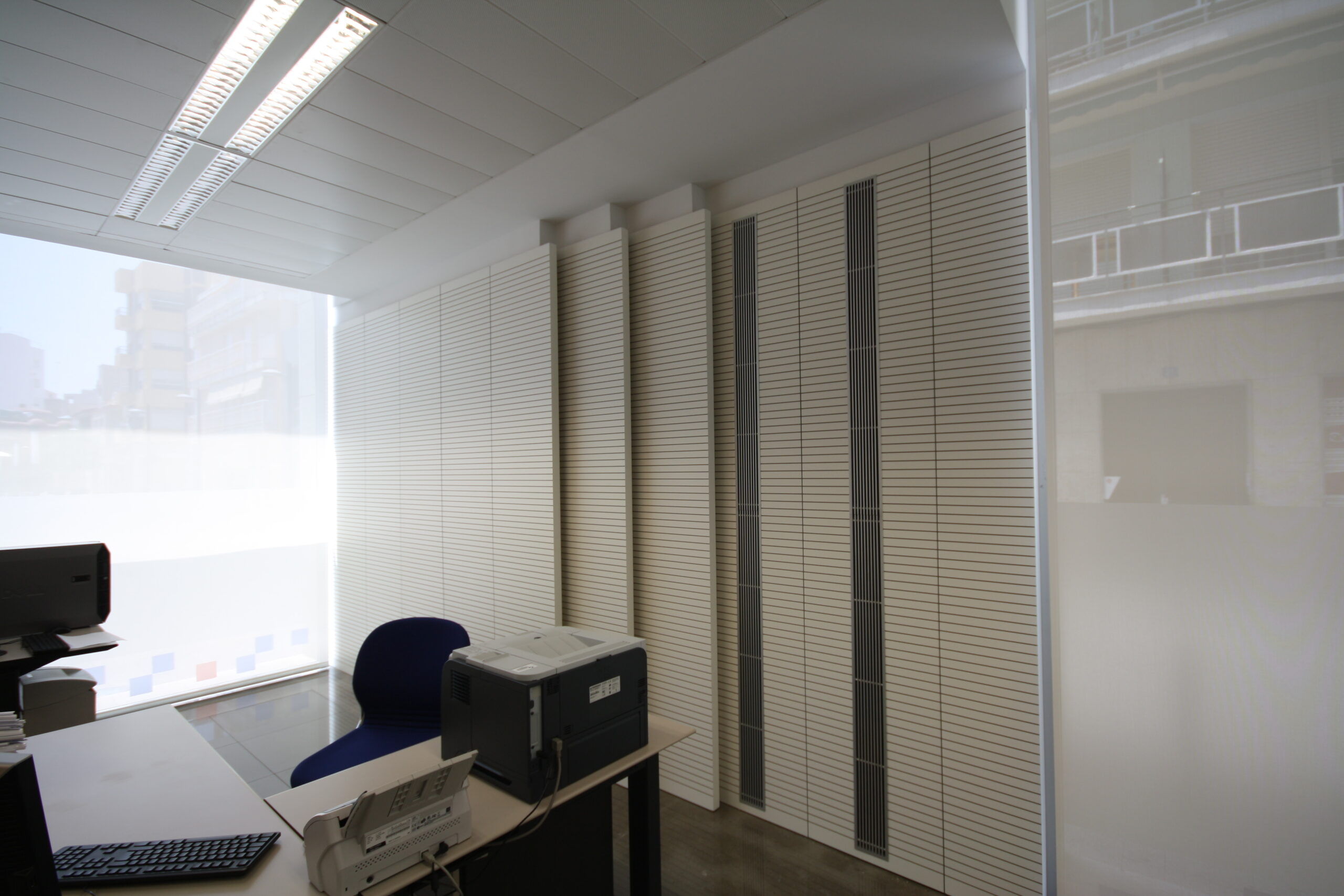 Foto 6. Oficina Terminada